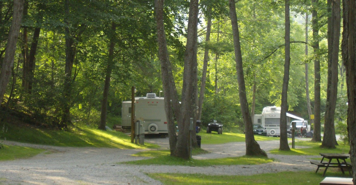 Camp Middle Creek Campground